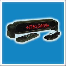 HTS-VW750 Remote Programmable LED Moving Message Display Sign