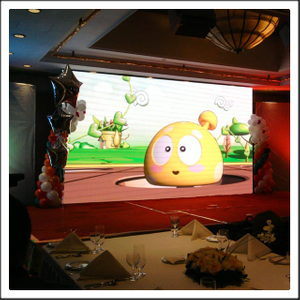 Indoor SMD P6mm Full Color Billboard Panel LED Display