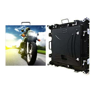 P4mm Outdoor 640x640mm Waterproof Rental LED Display Screen