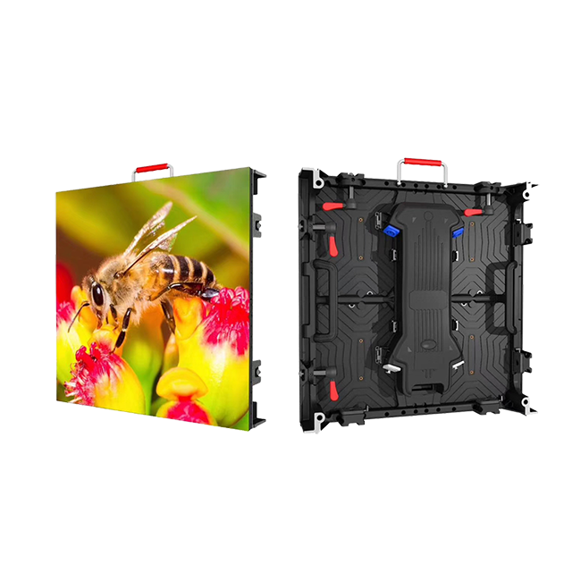 P3.91mm Indoor 500x500mm HD Rental LED Screen Wall for Events